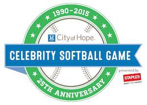 city of hope celebrity softball