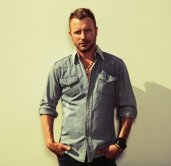 Dierks Bentley To Headline Stars For Second Harvest At