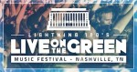 Live On The Green Music Festival Dates Announced