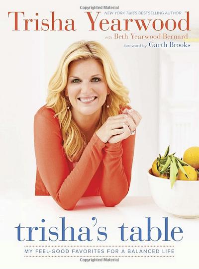 trisha yearwood cookbook 2015
