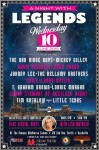 Country Legends Set For Charity Concert At Wildhorse Saloon