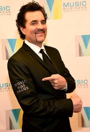 Scott Borchetta. Photo: Rick Diamond.
