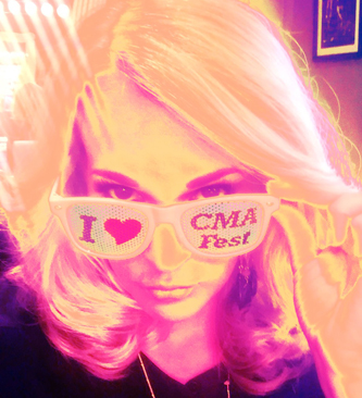"""Hey #CMAfest! Looks like I will be seeing you real soon! @CMA,"" Underwood posted on her Instagram. Photo: Carrie Underwood"