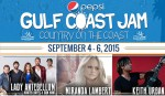 Rendy Lovelady Management Plans Pepsi Gulf Coast Jam 2015