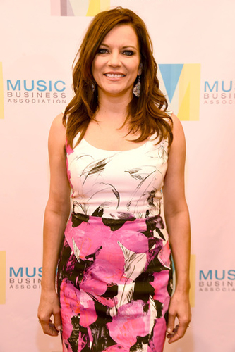 Martina McBride. Photo: Rick Diamond/Getty Images/Music Biz Awards.