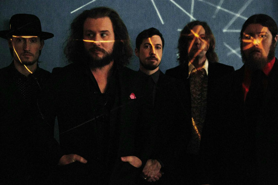My Morning Jacket is 2015's Bonnaroo Works Fund Ambassador.