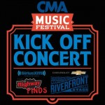 CMA Fest Kick-Off Concert Performers Announced