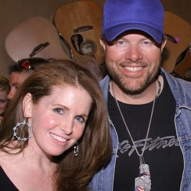 Suzanne Durham and Toby Keith