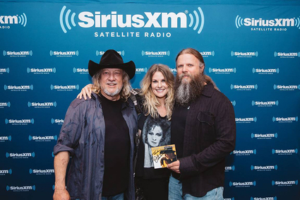 Pictured (L-R): John Anderson, Elizabeth Cook, and Jamey Johnson