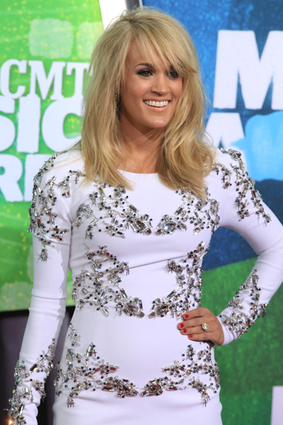 Carrie Underwood. Photo: Bev Moser.