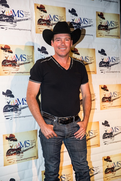Clay Walker's Sixth Annual Chords of Hope Benefit Concert took place last night, June 10, at 3rd & Lindsley, to raise money for the Vanderbilt MS Center.