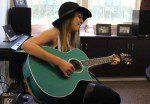 MusicRow Pics: Jordyn Stoddard Visits MusicRow