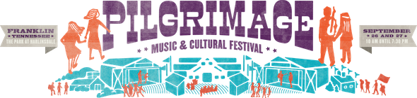 Pilgrimage Fest logo