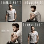Thomas Rhett Sets Sophomore Release, Plans Fan-Voted Cover Art