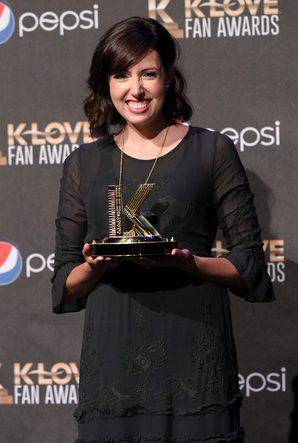 Francesca Battistelli wins Female Artist of the Year