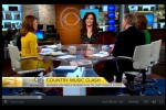 Martina McBride Discusses Female Airplay On 'CBS This Morning'