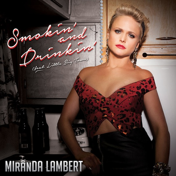 miranda lambert smokin and drinkin