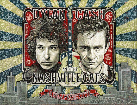 Nashville Cats: A New Music City Album Cover