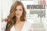 Cassadee Pope Offers 'Invincible' Anthem