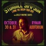 Sturgill Simpson Adds Two Ryman Dates to Extended Tour