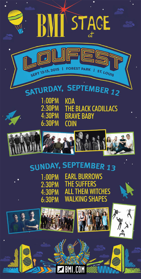 bmi stage at loufest