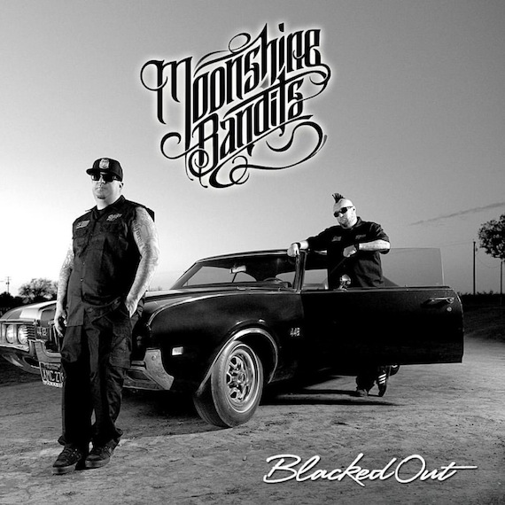 moonshine bandits 2015 blacked out album