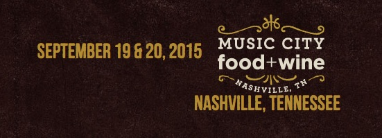 music city food and wine 2015