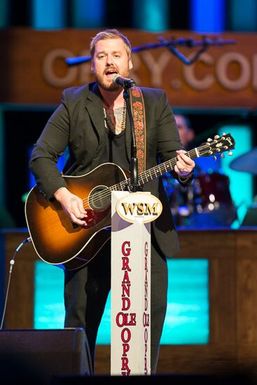 Bart Crow makes his Opry debut.