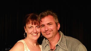 Debbie Zavitson and Drew Womack.
