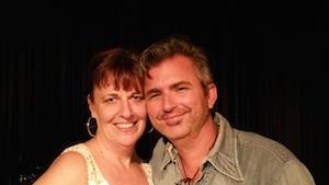 Debbie Zavitson and Drew Womack.