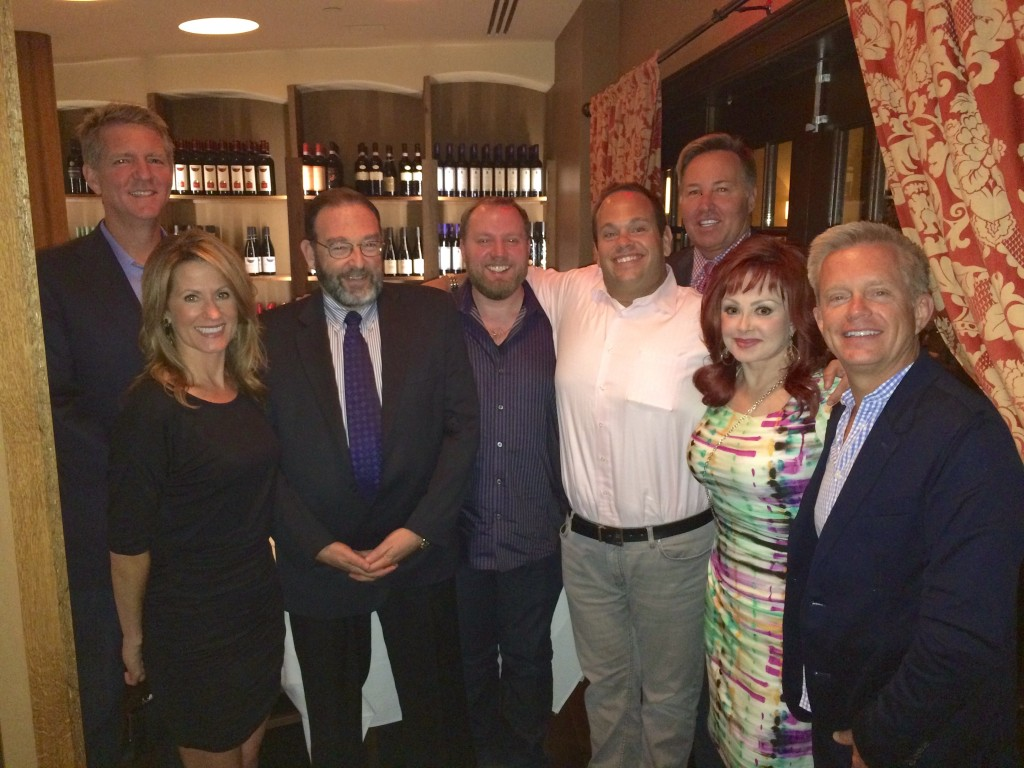 (Photo and release attached)  Pictured from left to right: •       Greg Hill and Jeri Cooper / Hill Entertainment Group •       Neil Miller, Executive Director of Entertainment, The Venetian – The Palazzo  •       Jim Allison, Director of Touring, AEG Live Las Vegas •       Bobby Reynolds, Vice President, Booking, AEG Live Las Vegas •       Ed Huckfeldt, Director of Marketing, The Venetian – The Palazzo  •       Naomi Judd •       John Nelson, Sr. Vice President, AEG Live Las Vegas