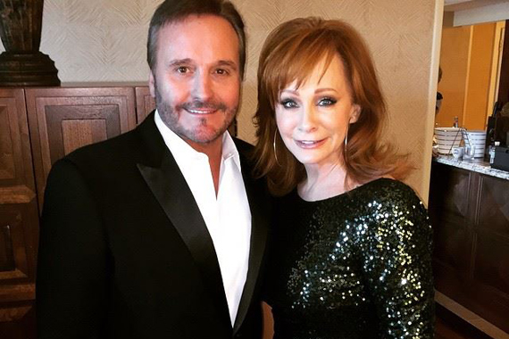 Reba and Narvel Separate After 26 Years of Marriage