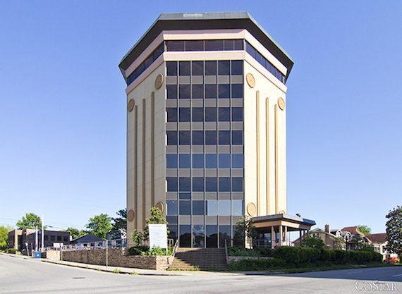 UA united artists tower