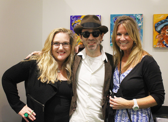 Whitney Daane, Travis Meadows and Renee Bell