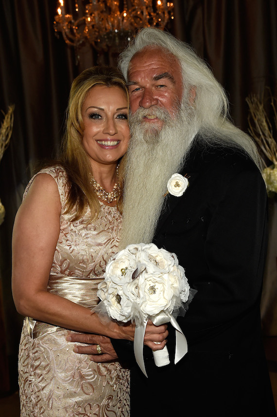 the Oak Ridge Boys' William Lee Golden Gets Married