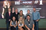 Industry Celebrates Carrie Underwood's Latest No. 1 Hit