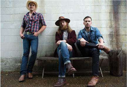 Jon Pardi with The Brothers Osborne