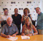 Magic Mustang Signs Vicky McGehee