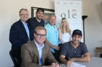 ole Enters Co-Publishing Deal with Songwriter, Producer Phil O'Donnell