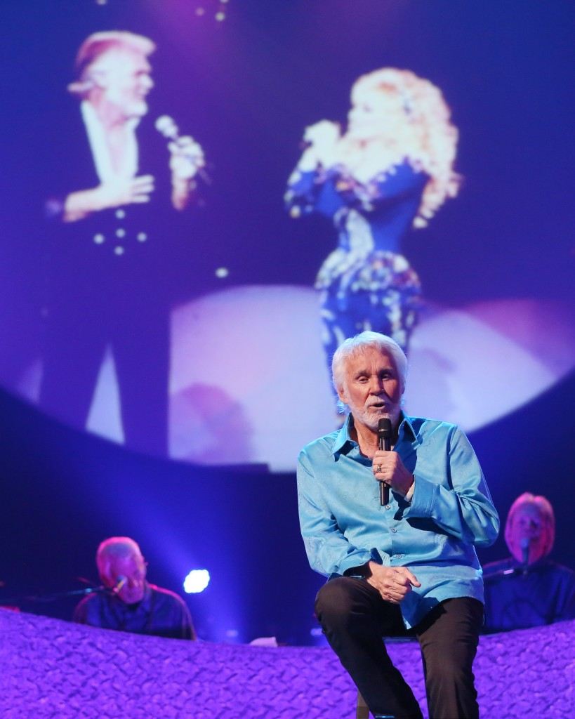 Kenny Rogers. Photo: Curtis Hilburn