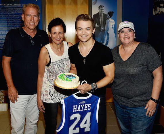 Hunter Hayes Birthday Cake