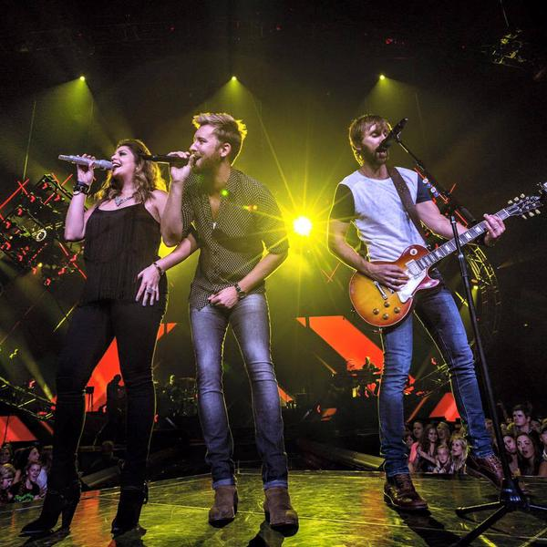 Lady Antebellum. Photo: Lady Antebellum Twitter