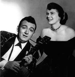 Hal and Ginger Willis. Photo: Canadian Country Music Hall of Fame.