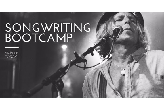 Jeffrey Steele's Songwriting Bootcamp 2.0.