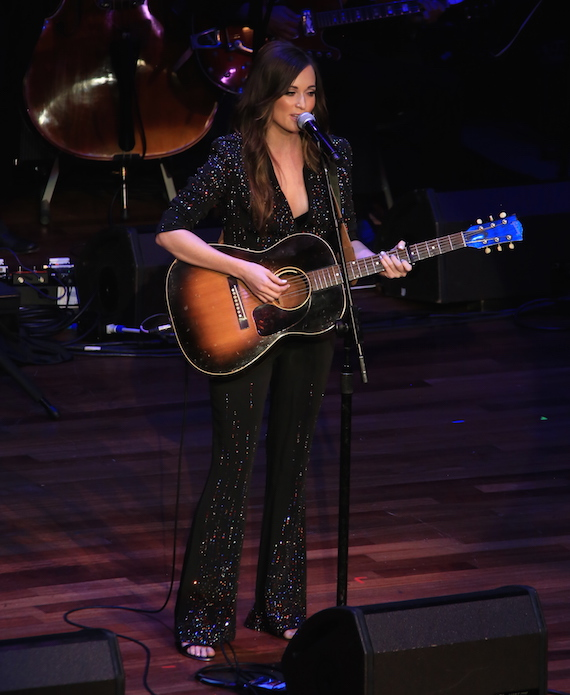Kacey Musgraves performs. Photo: Bev Moser, Moments By Moser