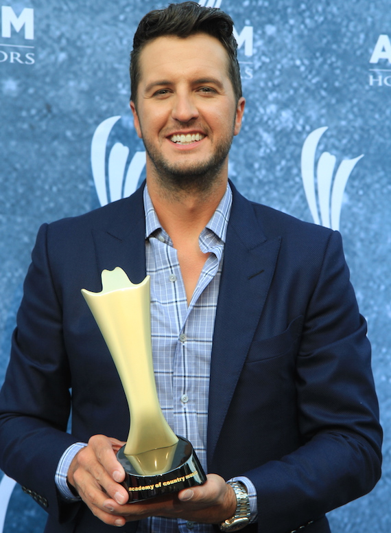 Luke Bryan. Photo: Bev Moser, Moments By Moser