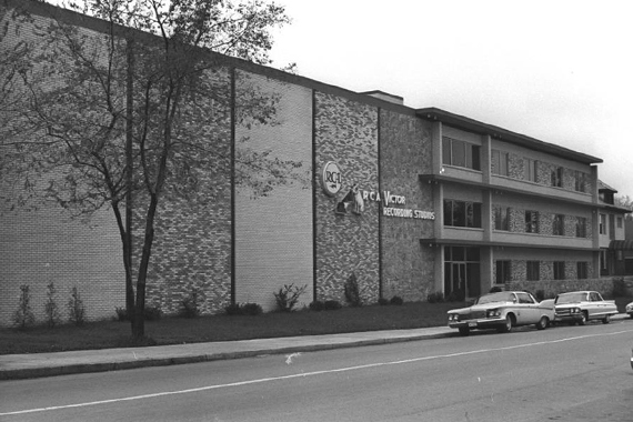RCA Studio A Complex. Photo: Facebook