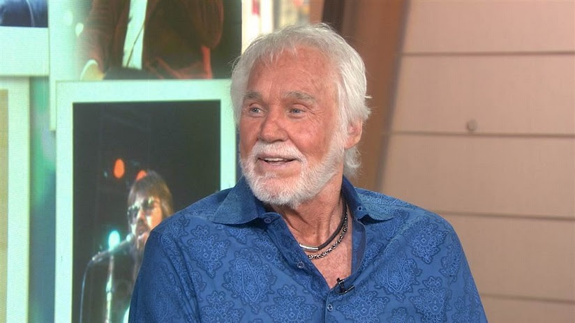 Kenny Rogers announces he will retire from touring during an appearance on The Today Show.