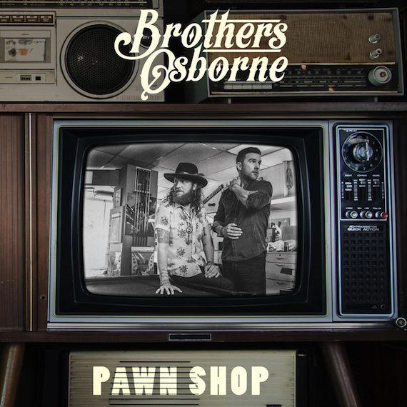 Brothers Osborne album cover