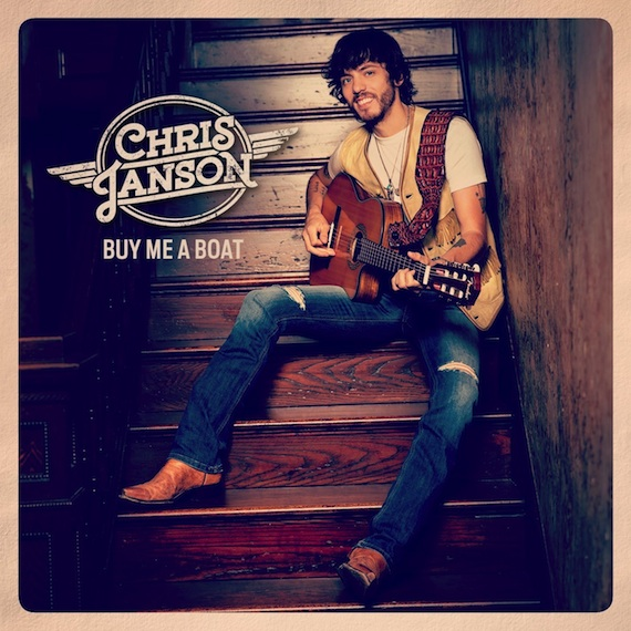 Chris Janson album cover